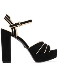 Michael Michael Kors Harper Sandals Black