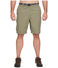 Columbia Big Tall Silver Ridge Cargo Short 42 54 Cypress Valencia Men's Shorts Green