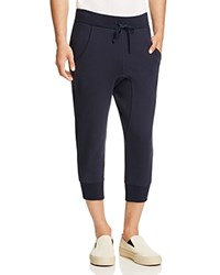 Vince Cropped Sweatpants Coastal