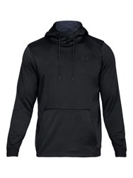 Under Armour Fleece Pull Over Training Hoodie Black