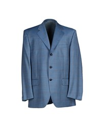 Ballantyne Suits And Jackets Blazers Men Azure