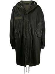 Mr And Mrs Italy High Shine Parka 60