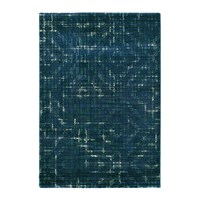 Ted Baker Bloome Rug Teal Blue