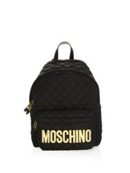 Moschino Quilted Backpack Fantasy