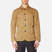 Universal Works Men's Bakers Jacket Sand Stone