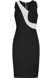 Roland Mouret Aaron Crepe Dress Black