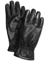 Fownes Ur Gloves Gathered Leather Back Stretch Tech Palm Gloves