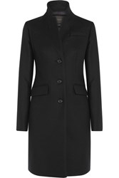 J.Crew Regent Wool Coat Black