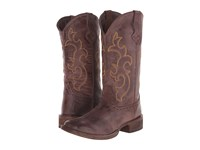 Roper Classic Cowgirl Brown Cowboy Boots