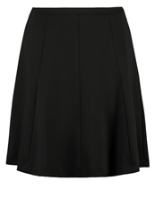 More And More Aline Skirt Black