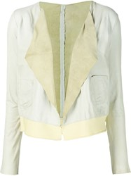 Giorgio Brato Waterfall Jacket Green