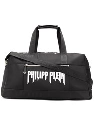 Philipp Plein Rock Pp Sports Bag Black