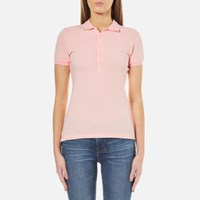 Polo Ralph Lauren Women's Julie Shirt Rose Quartz Pink