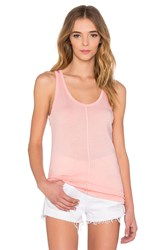 Ag Adriano Goldschmied Corey Tank Pink