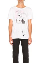 Enfants Riches Deprimes Careful Tee In White