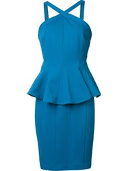 Zac Posen 'Adelaide' Dress Blue