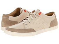 Cole Haan Owen Sport Ox Oyster Grey Men's Lace Up Casual Shoes Pewter