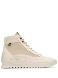 Filling Pieces Ankle Lace Up Boots Neutrals