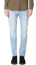 Our Legacy Light Vintage Wash First Cut Jeans Blue