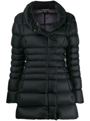 Colmar High Neck Padded Coat Black