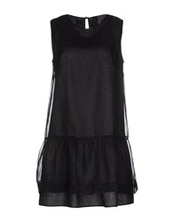 Jucca Dresses Short Dresses Women Steel Grey