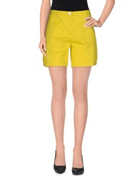Aimo Richly Shorts Yellow