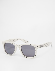 Vans Janelle Hipster Sunglasses Classicwhite