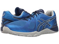 Asics Conviction X Imperial Indigo Blue Mid Grey Men's Cross Training Shoes
