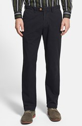 Men's Big And Tall Tommy Bahama 'Del' Chinos Black