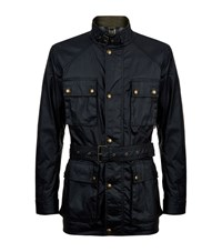 Belstaff Roadmaster Belted Jacket Male Black