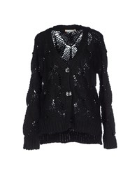 Red Soul Knitwear Cardigans Women Black