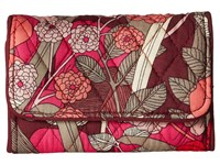 Vera Bradley Riley Compact Wallet Bohemian Blooms Bill Fold Wallet Multi
