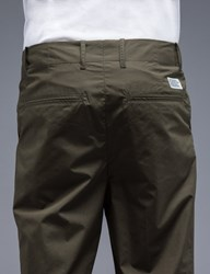 Silas Wide Tuck Pants