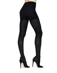 Hanes Mesh Banded Tights Black