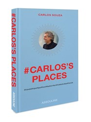 Assouline Carlos's Places Book Blue