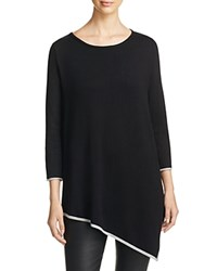 Sutton Studio Three Quarter Sleeve Tunic Compare At 59.99 Black Flannel