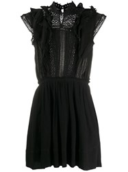 Isabel Marant Lace Trim Mini Dress 60