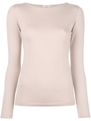 Brunello Cucinelli Plain Sweatshirt Pink Purple