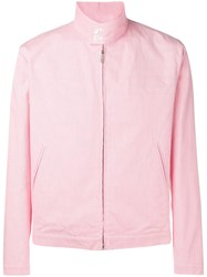Thom Browne Pincord Barracuda Jacket Pink