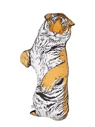 Silken Favours Tiger Pillow