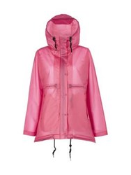 Hunter Original Original Vinyl Raincoat Pink