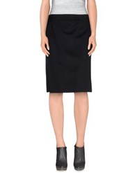 Givenchy Skirts Knee Length Skirts Women Black