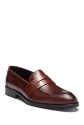 To Boot Devries Penny Loafer Bruciato