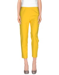 M Missoni Trousers Casual Trousers Women Yellow
