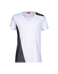 Red Collar Project T Shirts White