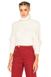 Rachel Comey Dolly Sweater In White