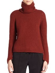 Brochu Walker Bloom Wool Turtleneck Pullover