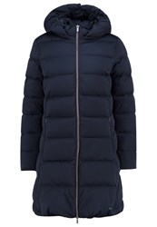 Opus Heleni Down Coat Lush Blue Dark Blue