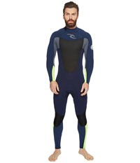 Rip Curl Omega 3 2 Fl Stmr Navy Men's Wetsuits One Piece