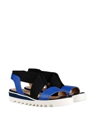 George J. Love Sandals Blue